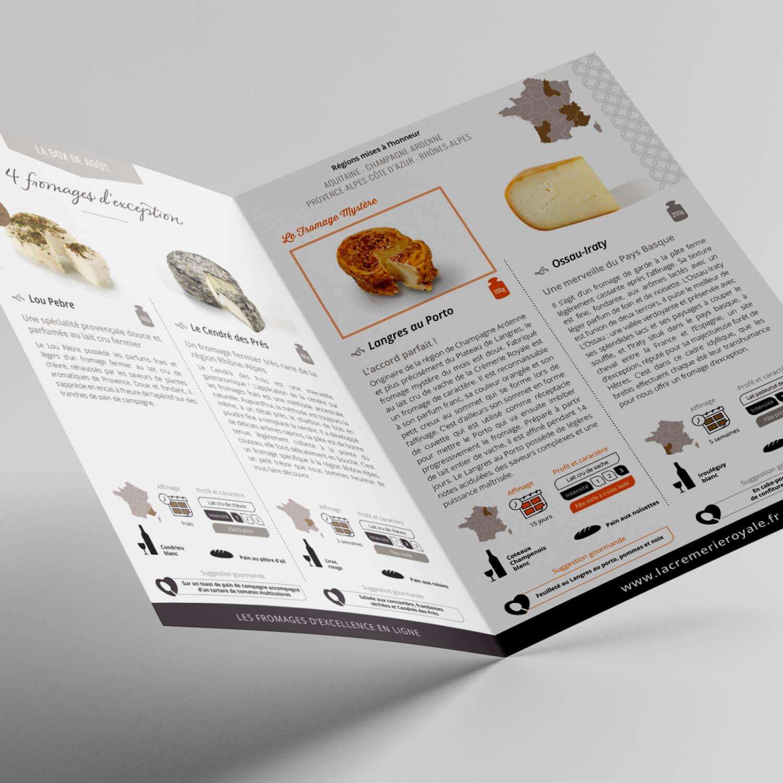 La Crèmerie Royale, guide abonnement à la Royale Box