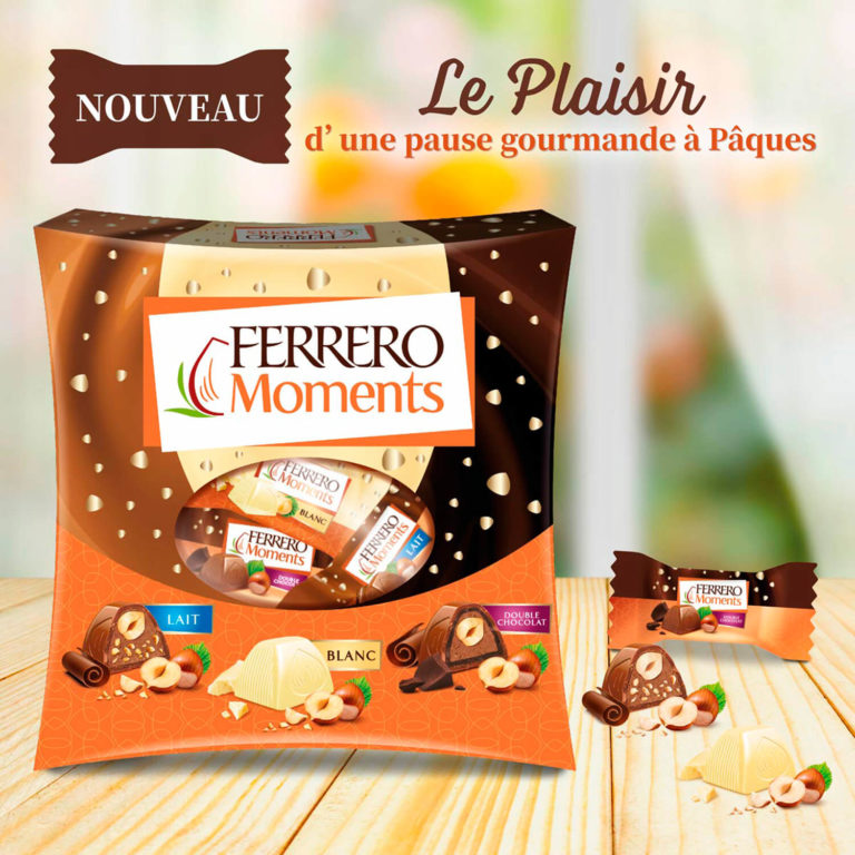 post facebook ferrero moments mix
