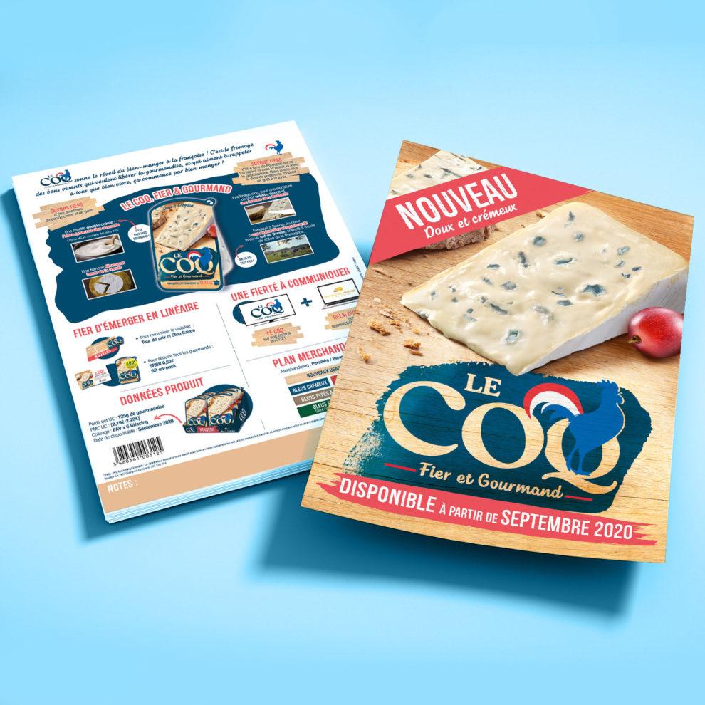 Argumentaire de vente Lancement Le Coq